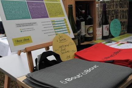 Bout à Bout une association Nantaise dédiée à la consigne des bouteilles