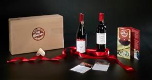 Rayonnantes cadeau noel vin bio cécile limorté