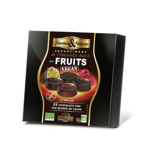 rayonnantes cécile limorté cadeau noel chocolat français bio